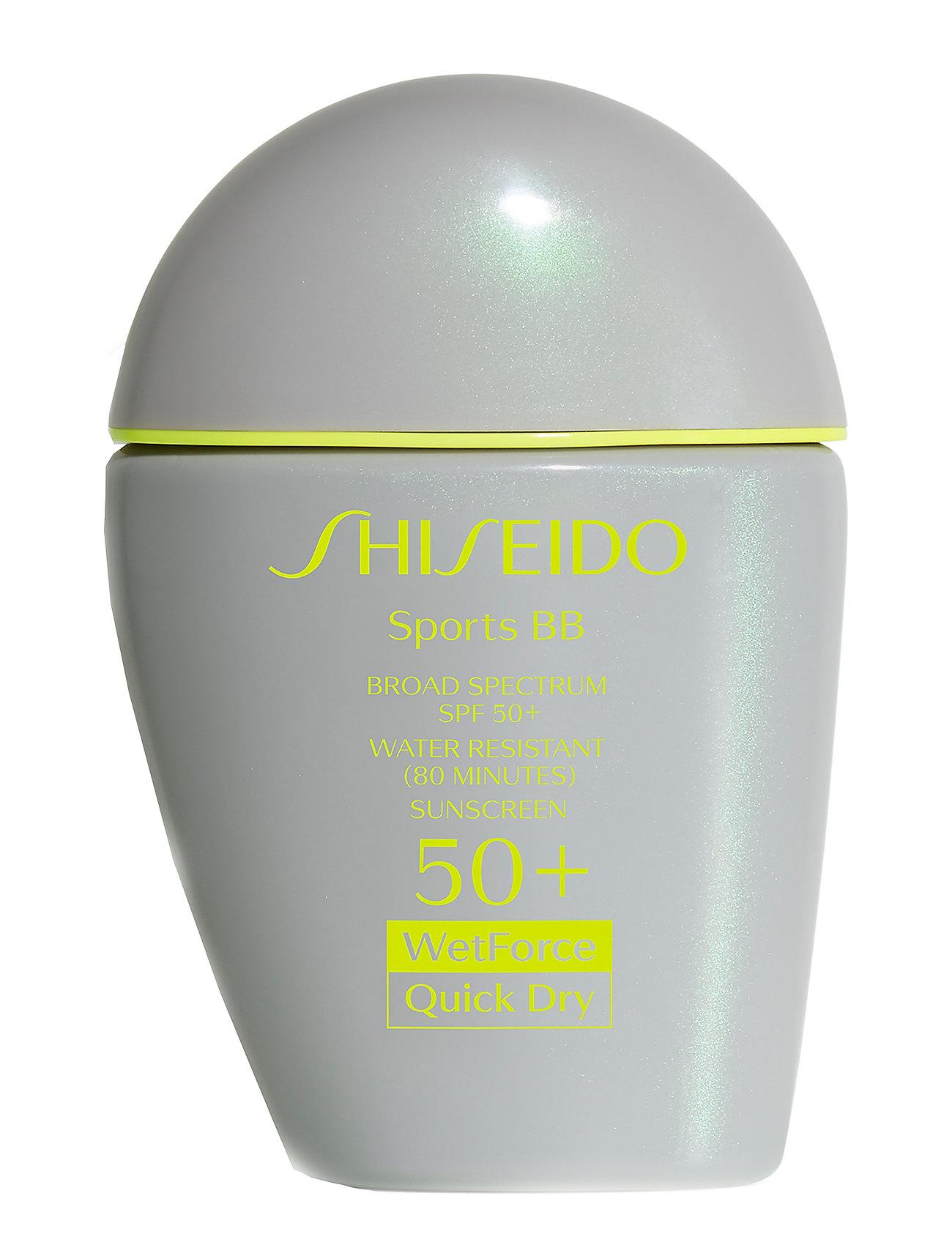 Shiseido SUN MAKEUP BB CREME SPORTMEDIUM - MEDIUM