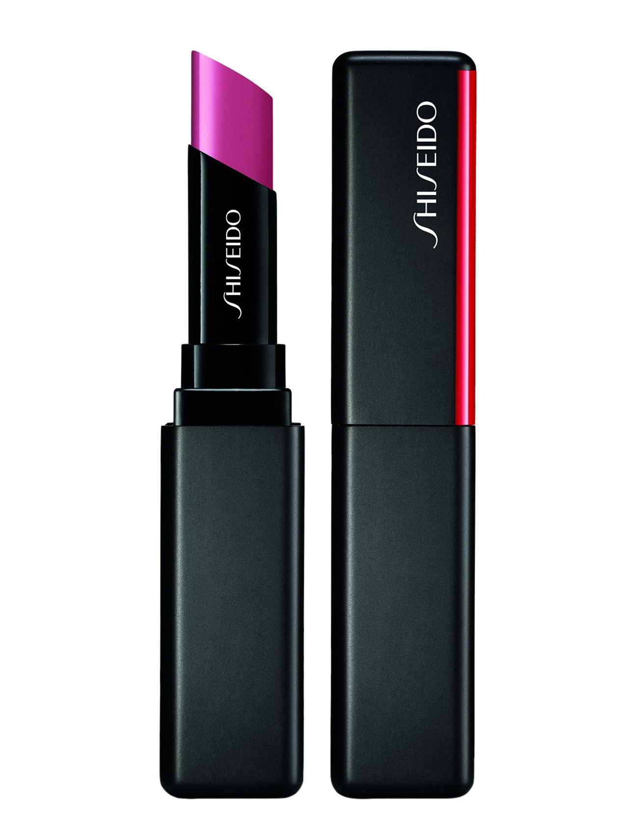 Image of Visionairy Gel Lipstick 207 Pink Dynasty Læbestift Makeup Lyserød Shiseido (3071142351)