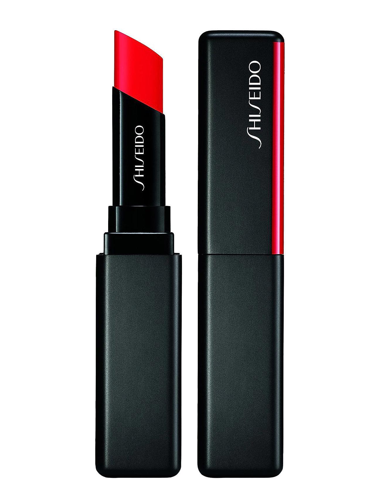 Image of Visionairy Gel Lipstick 218 Volcanic Læbestift Makeup Shiseido (3070276167)
