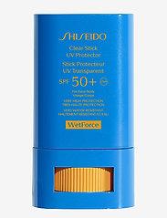 Shiseido - SUN CLEAR STICK SPF50 - kropp - no color - 0