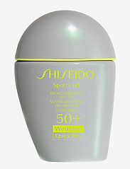 Shiseido - SUN MAKEUP BB CREME SPORTMEDIUM - solskydd - medium - 0