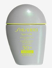 Shiseido - SUN MAKEUP BB CREME SPORTDARK - solbeskyttelse - dark - 0