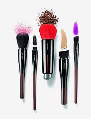 Shiseido - BRUSHES DAIYA FUDE FACE DUO BRUSH - pensler til ansigtet - no color - 2