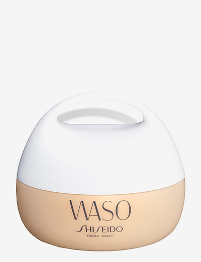 WASO GIGA-HYDRATING RICH CREAM - dagkrem - no color