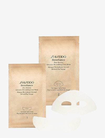 BENEFIANCE PURE RETINOL INT REVITALIZING MASK - sheet mask - no color