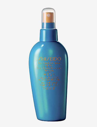SUN SPRAY OIL-FREE SPF15 - NO COLOR