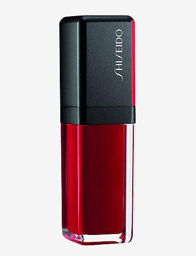 LACQUER INK LIPSHINE 307 SCARLET GLARE - lipgloss - 307 scarlet glare
