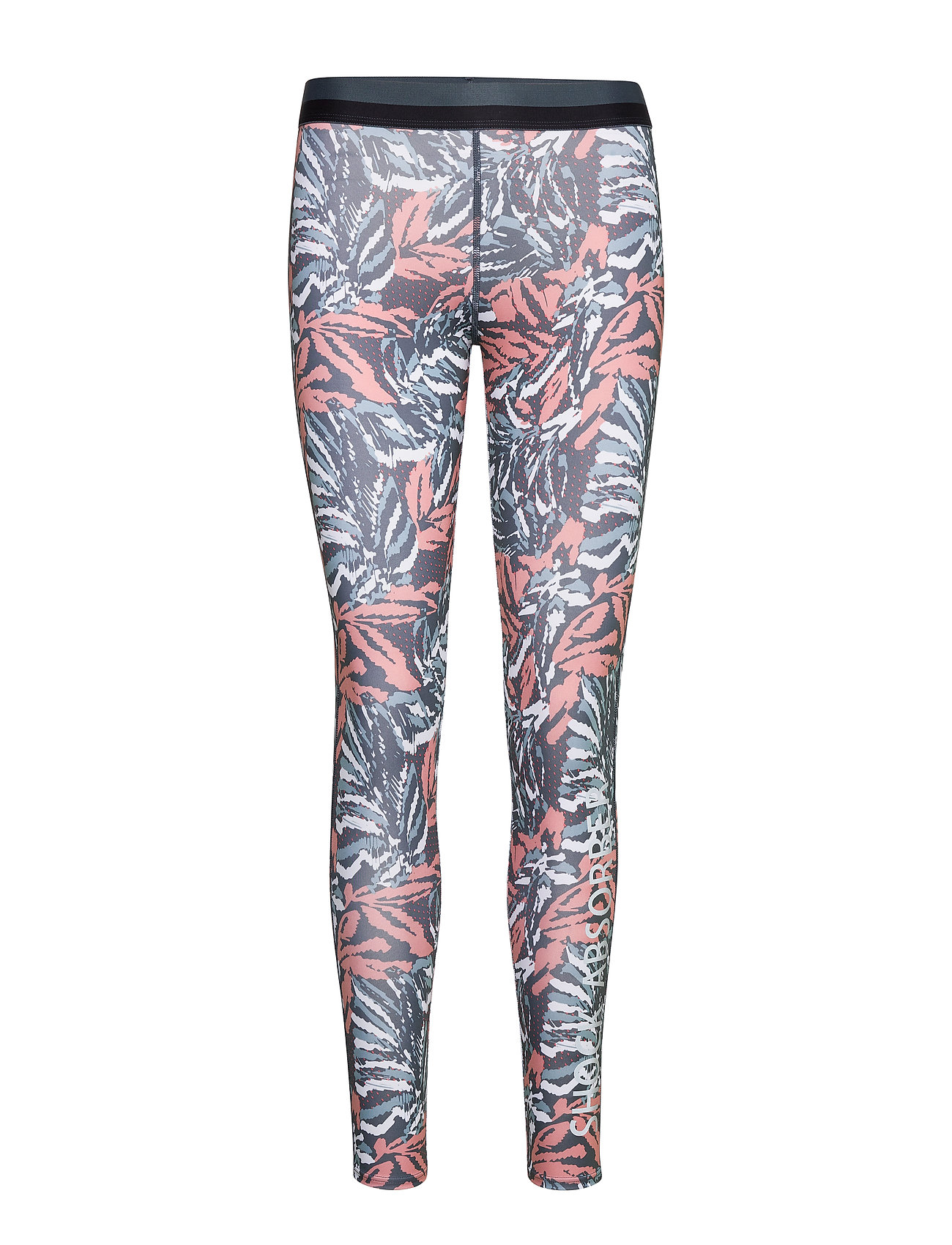 Shock Absorber Active Branded Legging - TROPICAL PRINT
