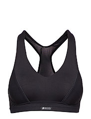 Active Sports Padded Bra - BLACK