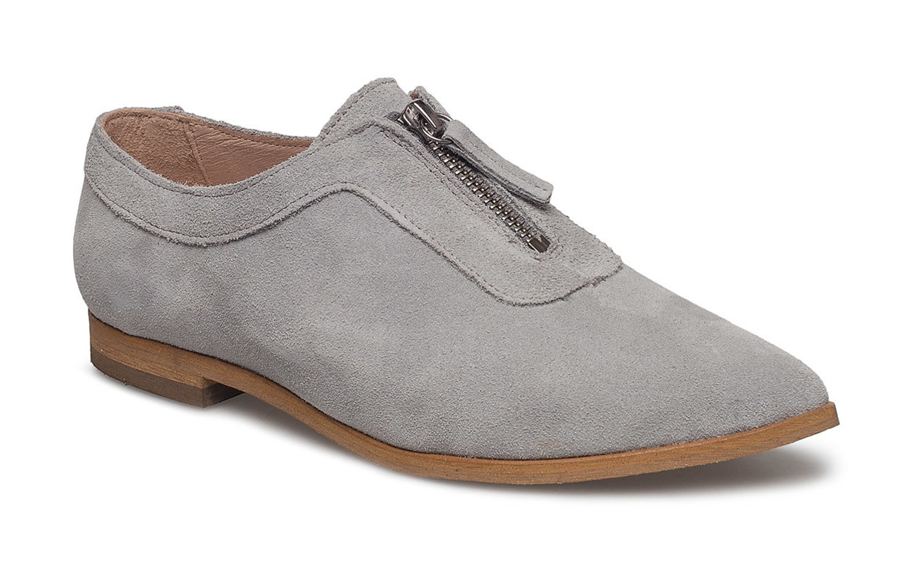 Shoe The Bear NADIA ZIP S - LIGHT GREY