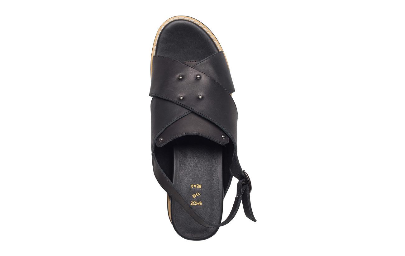 The Doublure L 100 Intérieure Caoutchouc Extérieure Bear Black Empeigne Cuir Shoe Semelle Stella Supérieure Sfxd8Sq