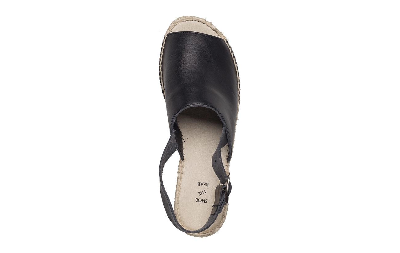 Cuir Intérieure Supérieure Bear Alice Black Semelle Shoe Empeigne The Caoutchouc Doublure Extérieure RHaqUzXU