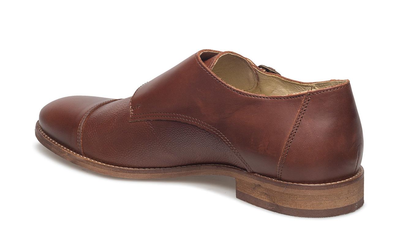 Bear Supérieure Mix Empeigne The Miles Cuir Extérieure Shoe Doublure Brown Semelle Caoutchouc L Intérieure Sawn5