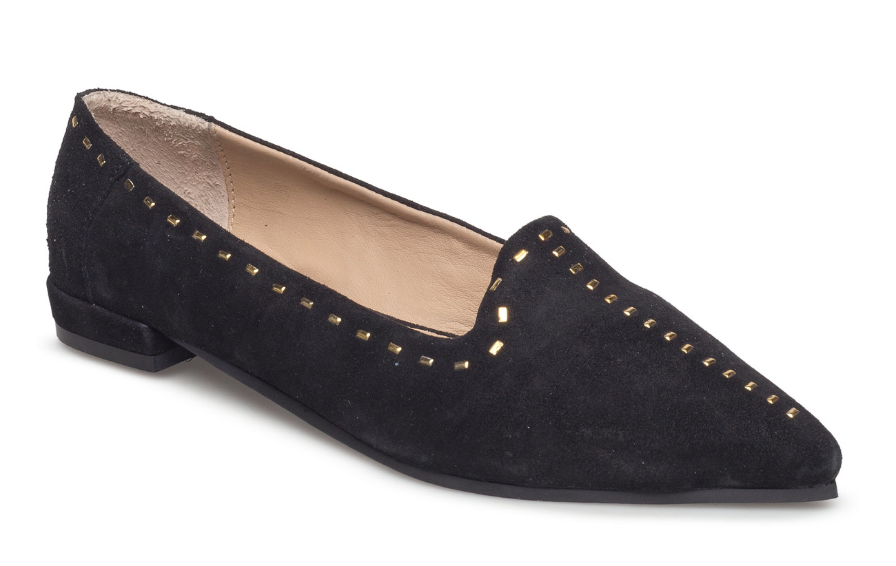 Shoe The Bear ZOLA LOAFER - BLACK