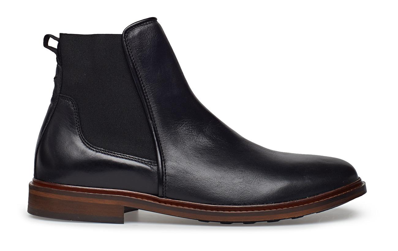 With Coquille 100 Cuir Shoe Empeigne Semelle Doublure Extérieure Bear Wyatt Black L Intérieure Extérieure Caoutchouc The Supérieure ROZwOq1B