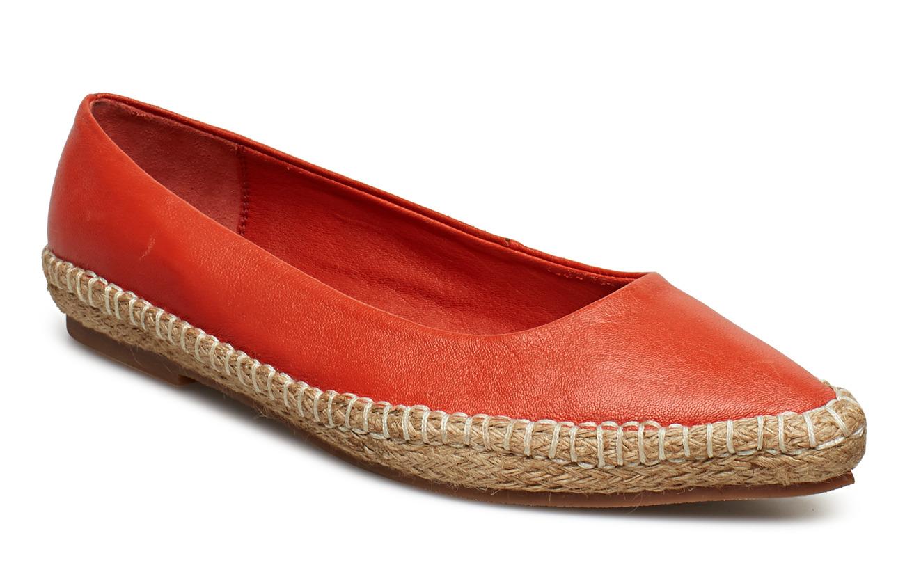 Shoe The Bear ZOLA ESPA L - CORAL RED