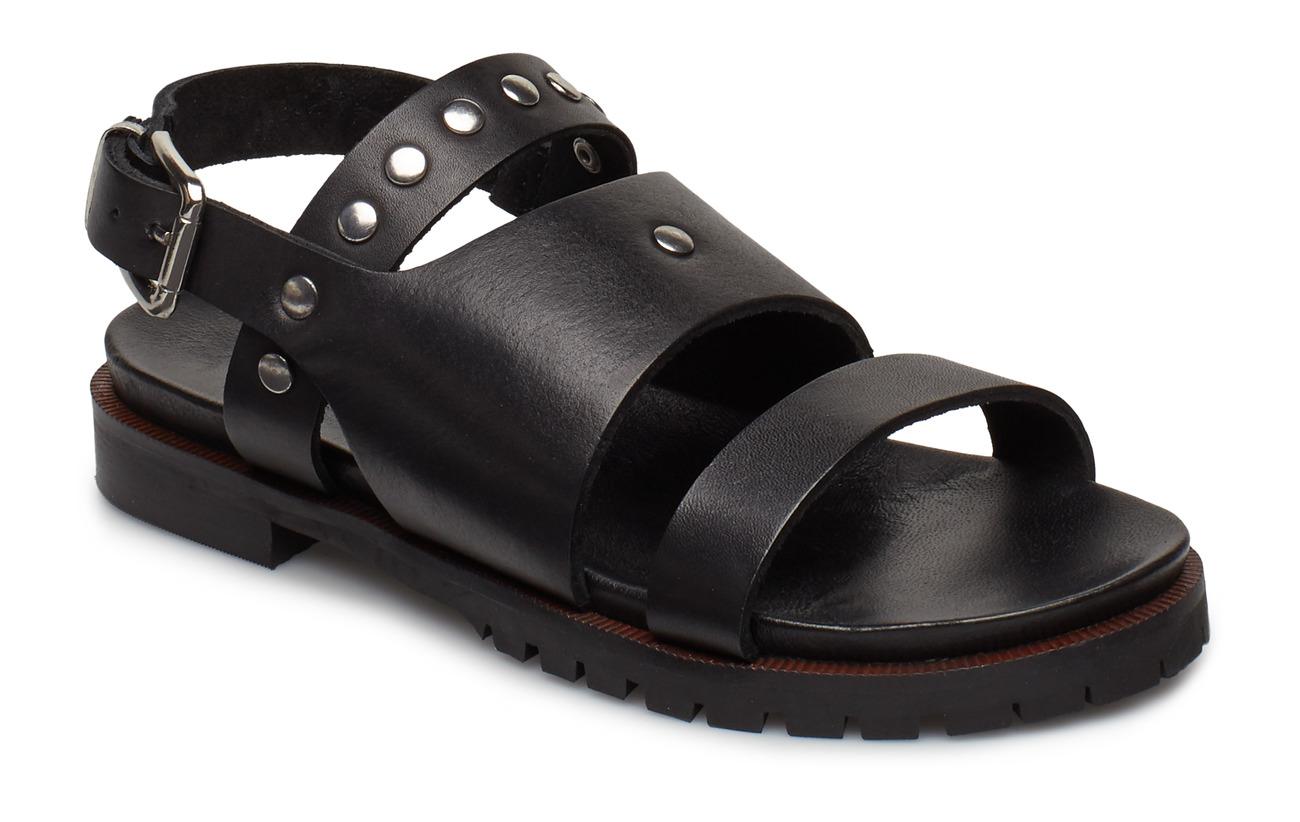Shoe The Bear KIM STUDS - BLACK