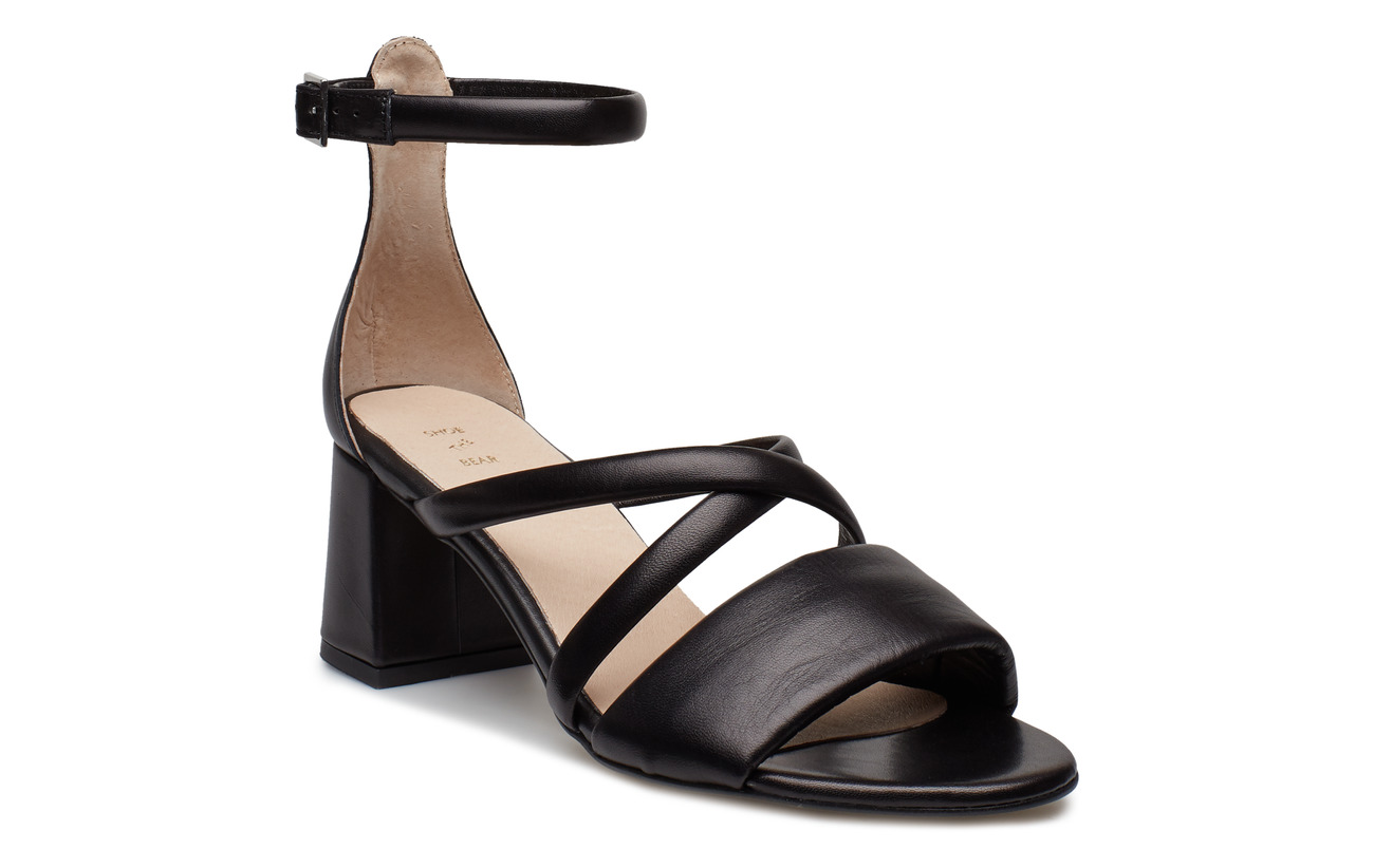 Shoe The Bear MAY PUFF L - BLACK