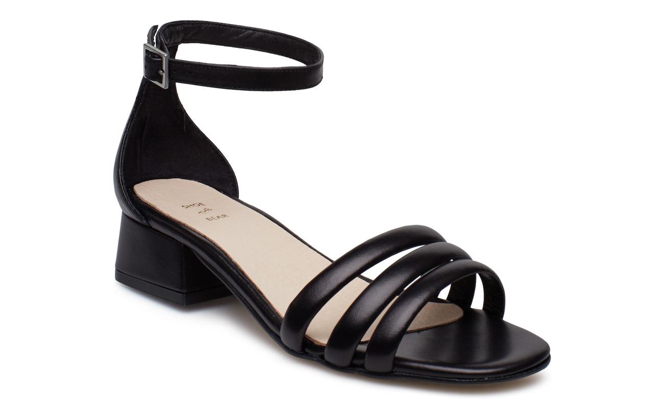Shoe The Bear YASMIN PUFF L - BLACK