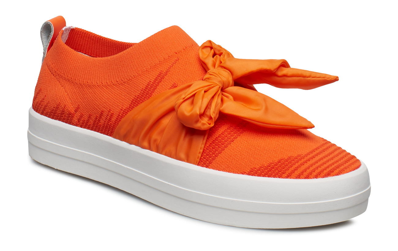 Shoe The Bear NEELA BOW - CORAL RED