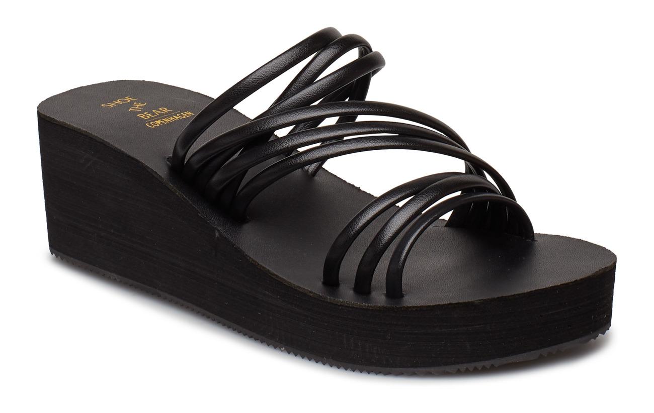 Shoe The Bear JADE MULTI - BLACK