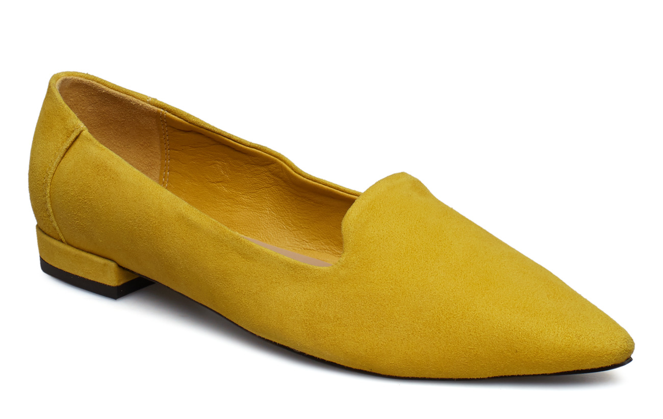 Shoe The Bear ZOLA LOAFER - YELLOW