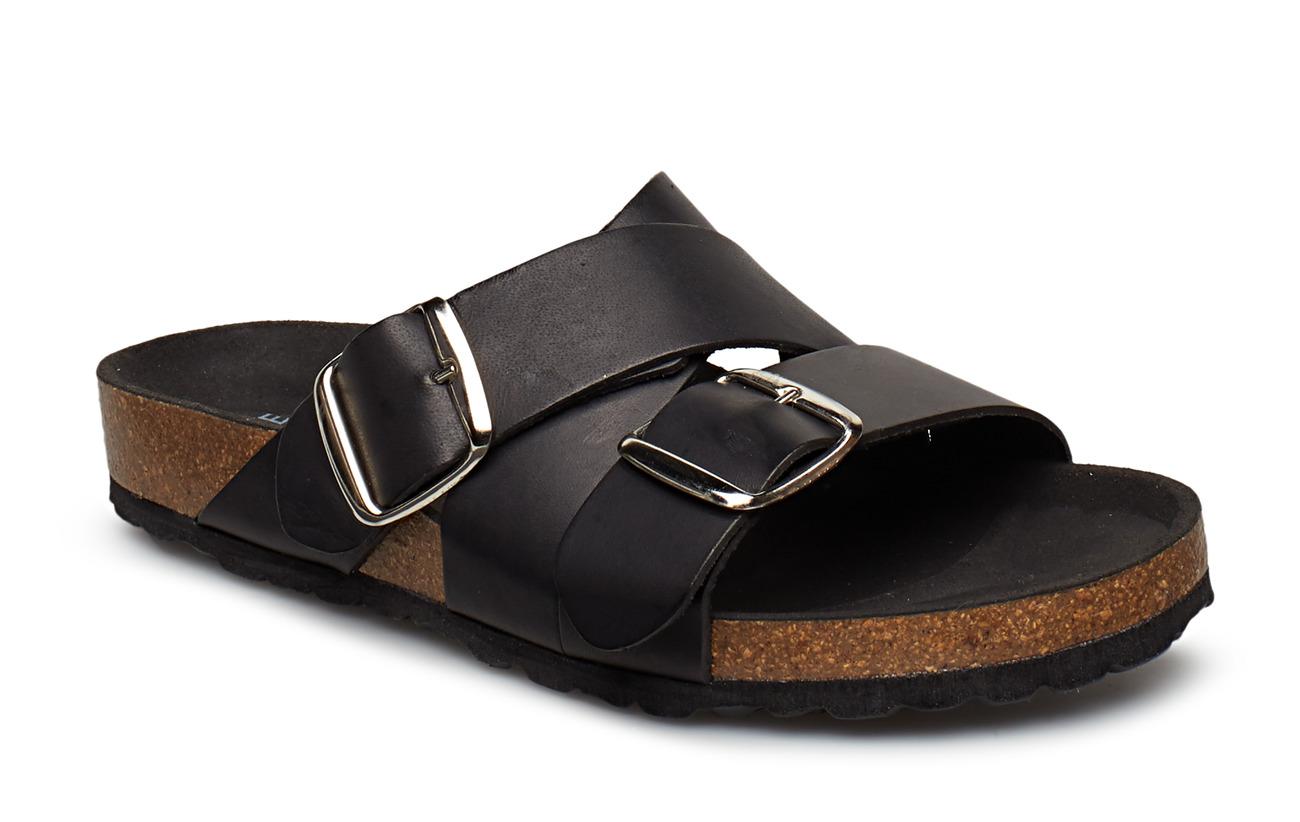 Shoe The Bear CARA CROSS - BLACK