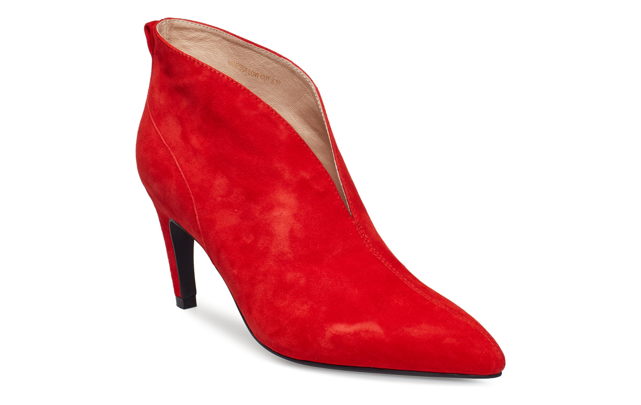 Shoe The Bear VANESSA LOW CUT S - RED