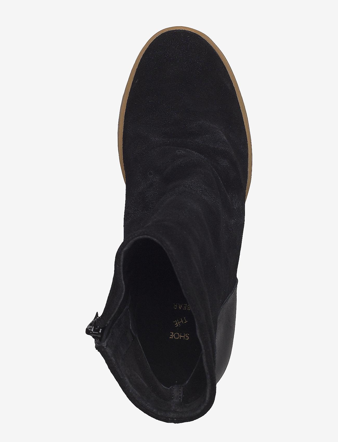 Trish S (Black) - Shoe The Bear