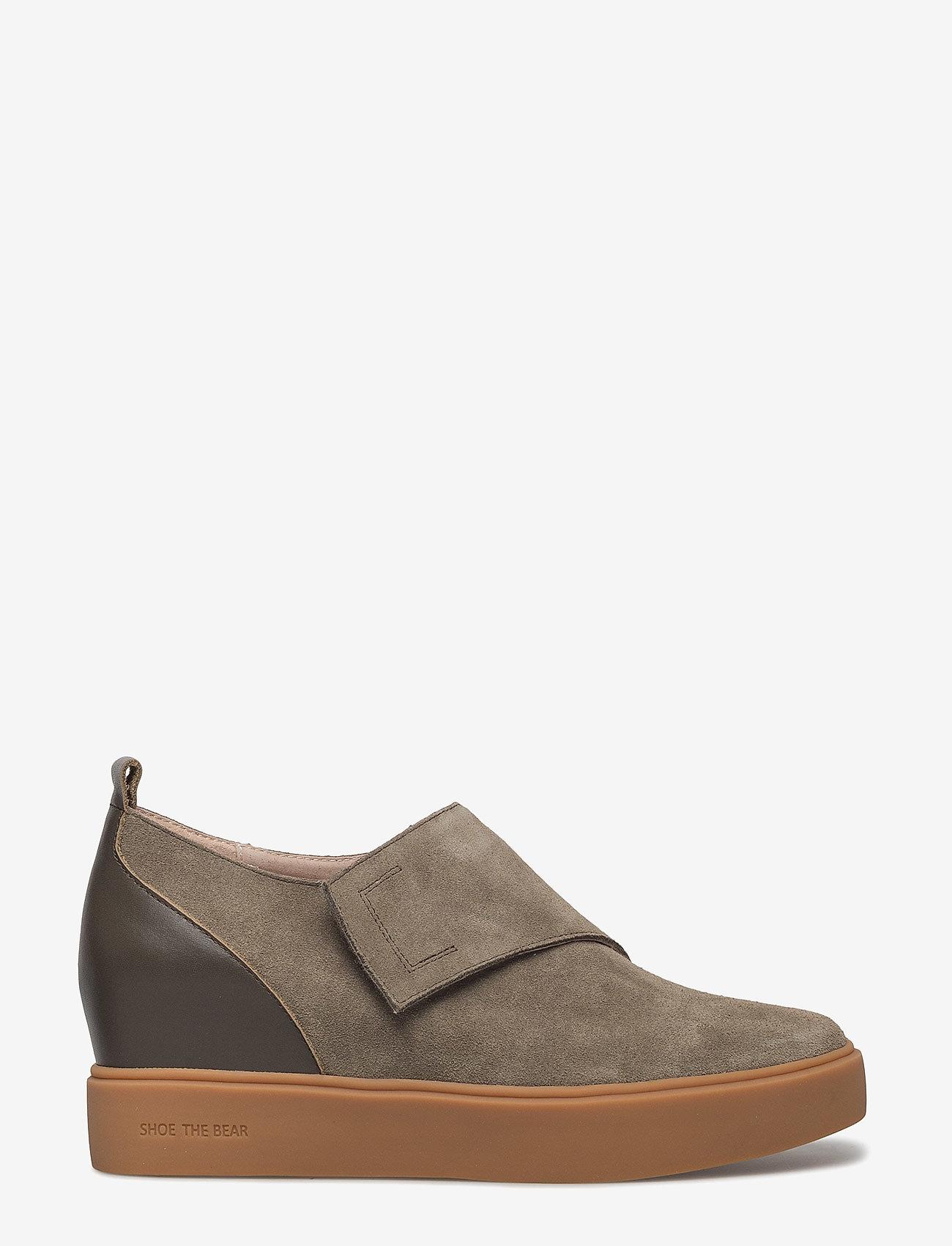 Shoe The Bear - LISA S - chunky sneakers - green - 1
