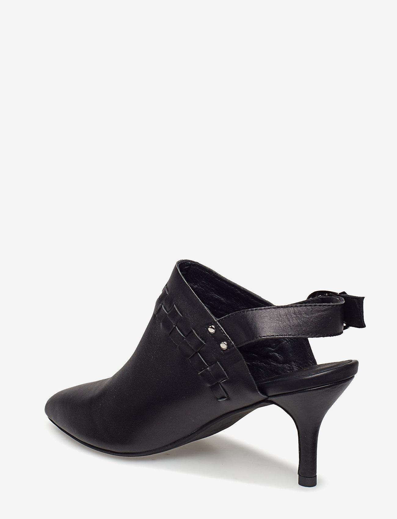 Agnete Slingback L (Black) - Shoe The Bear