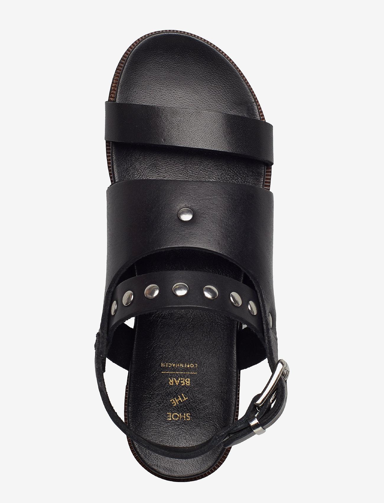 Kim Studs (Black) - Shoe The Bear
