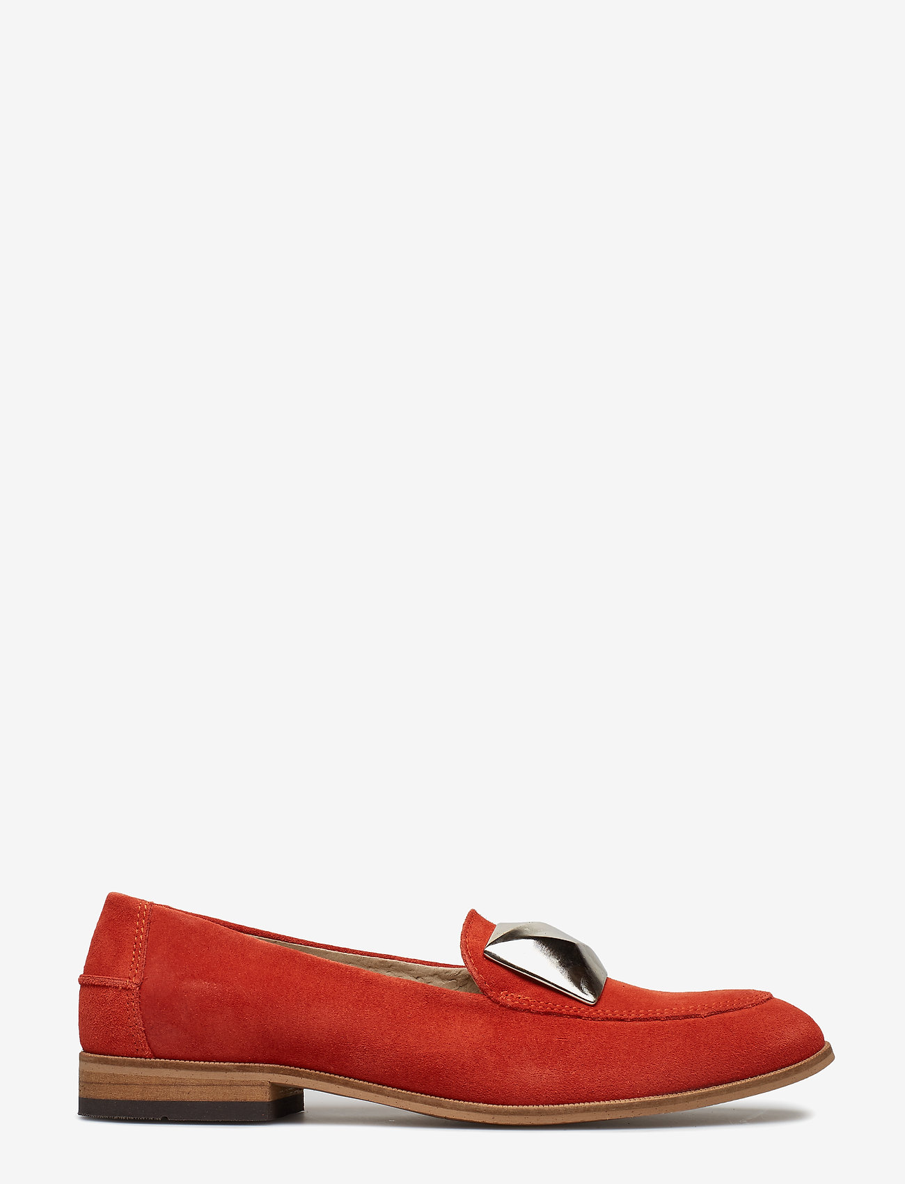 Shoe The Bear JUNO STONE - Flache Schuhe CORAL RED - Schuhe Billige