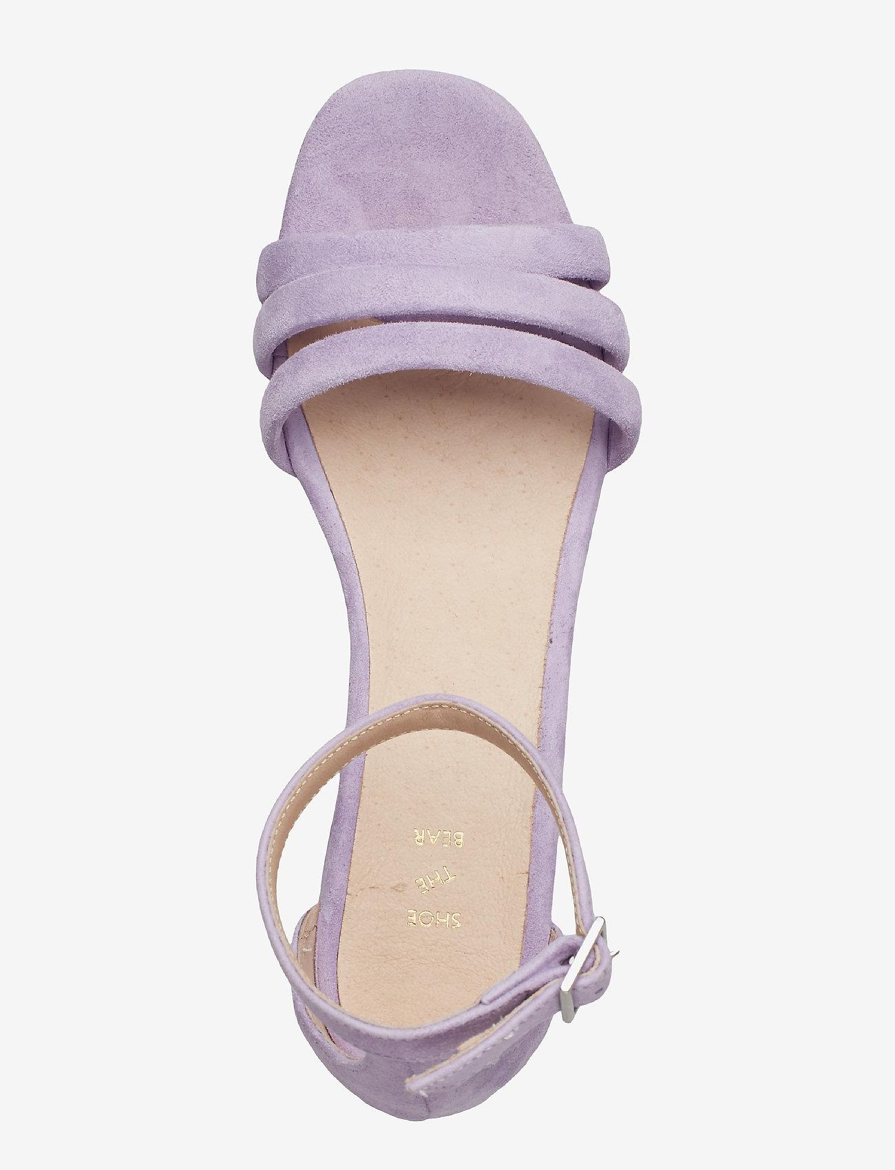 Shoe The Bear YASMIN PUFF S - Absatzschuhe LILAC - Schuhe Billige