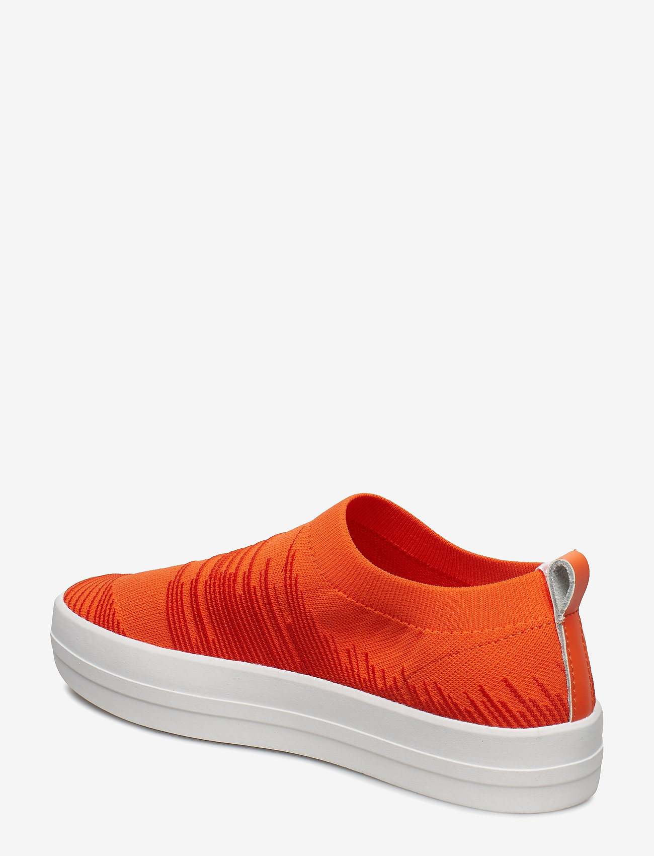 Neela Knit (Coral Red) - Shoe The Bear