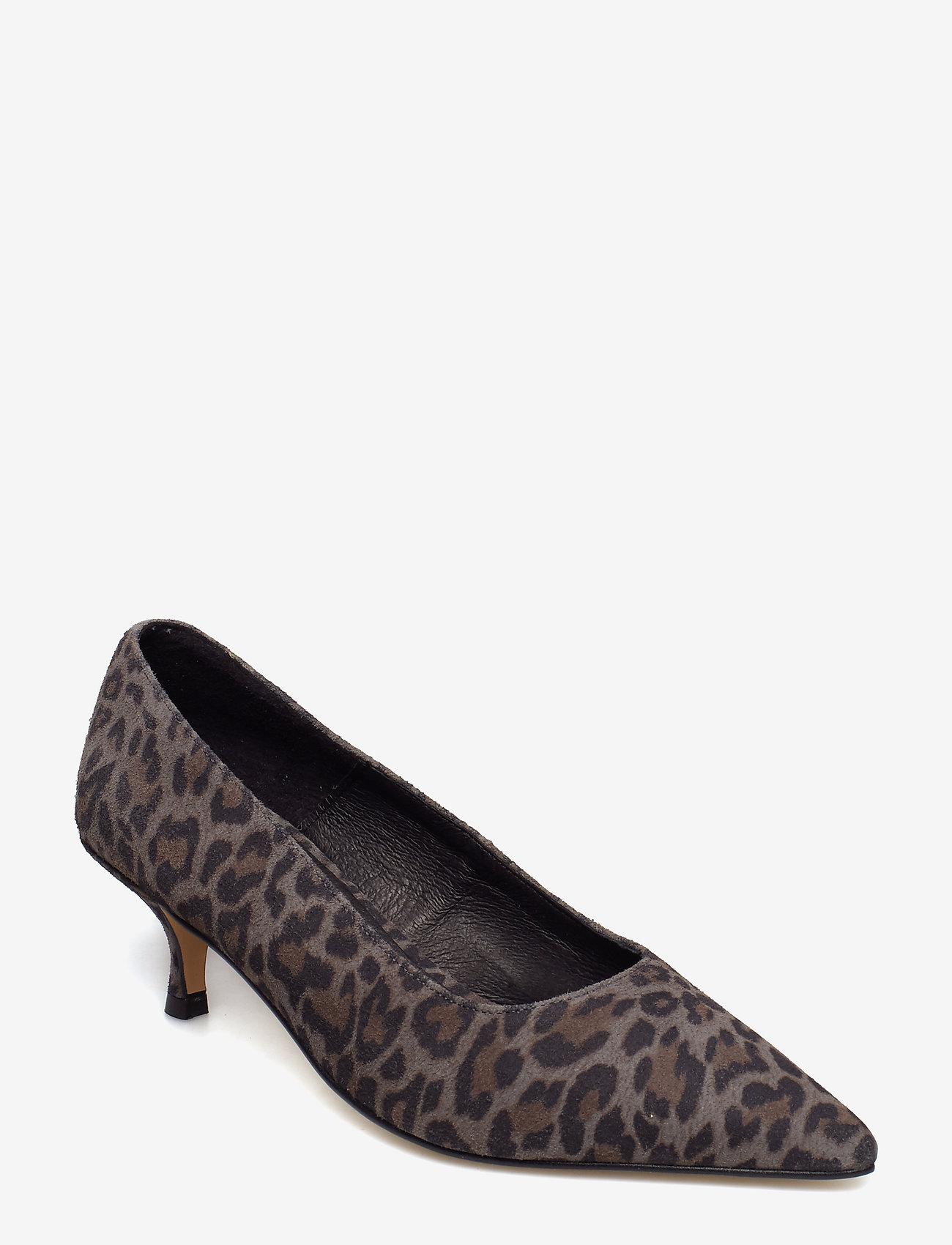Shoe The Bear - HAYDEN LEO S - classic pumps - grey