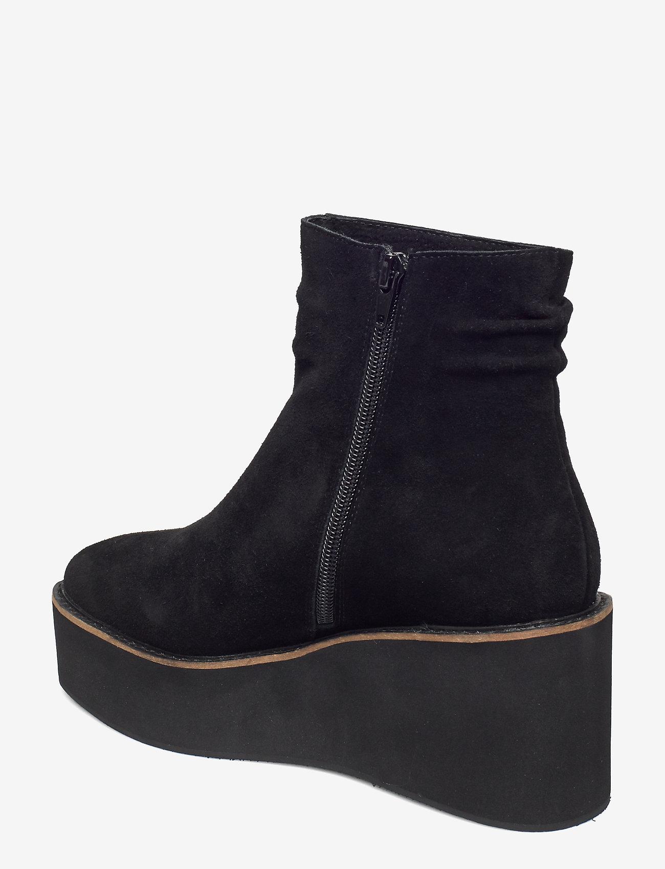 Shoe The Bear GAIA S - Stiefel BLACK - Schuhe Billige