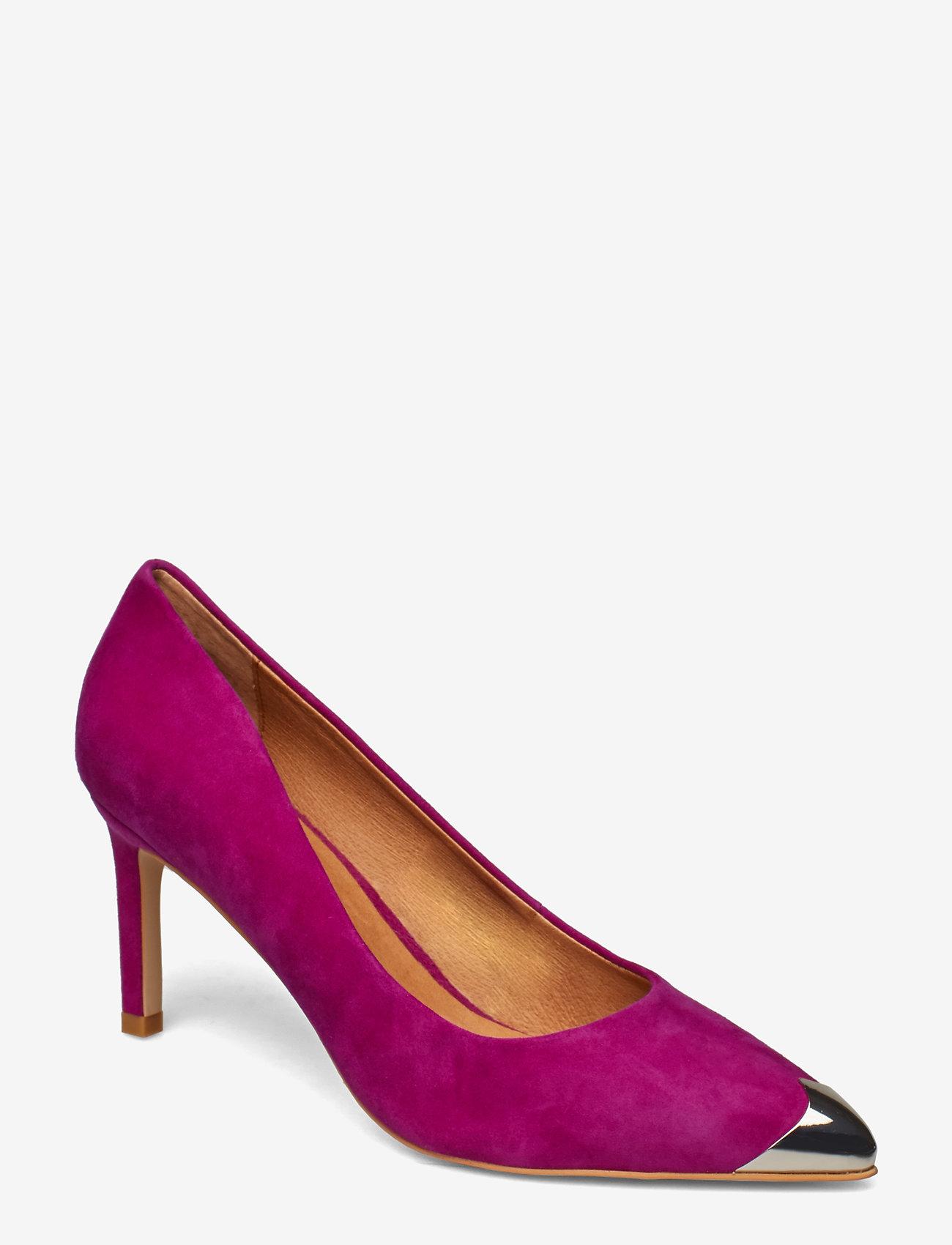 Shoe The Bear - CORA METAL TOE S - klassiset piikkikorkokengät - purple