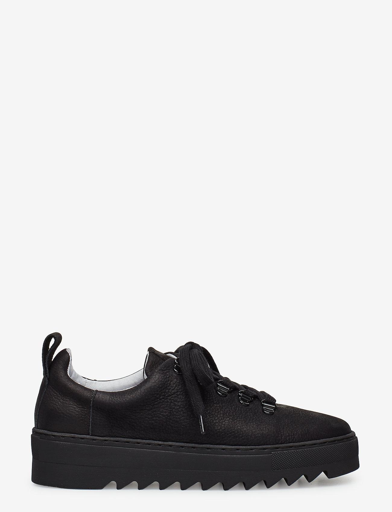 Loui Sneaker N (Black) (659.40 kr) - Shoe The Bear