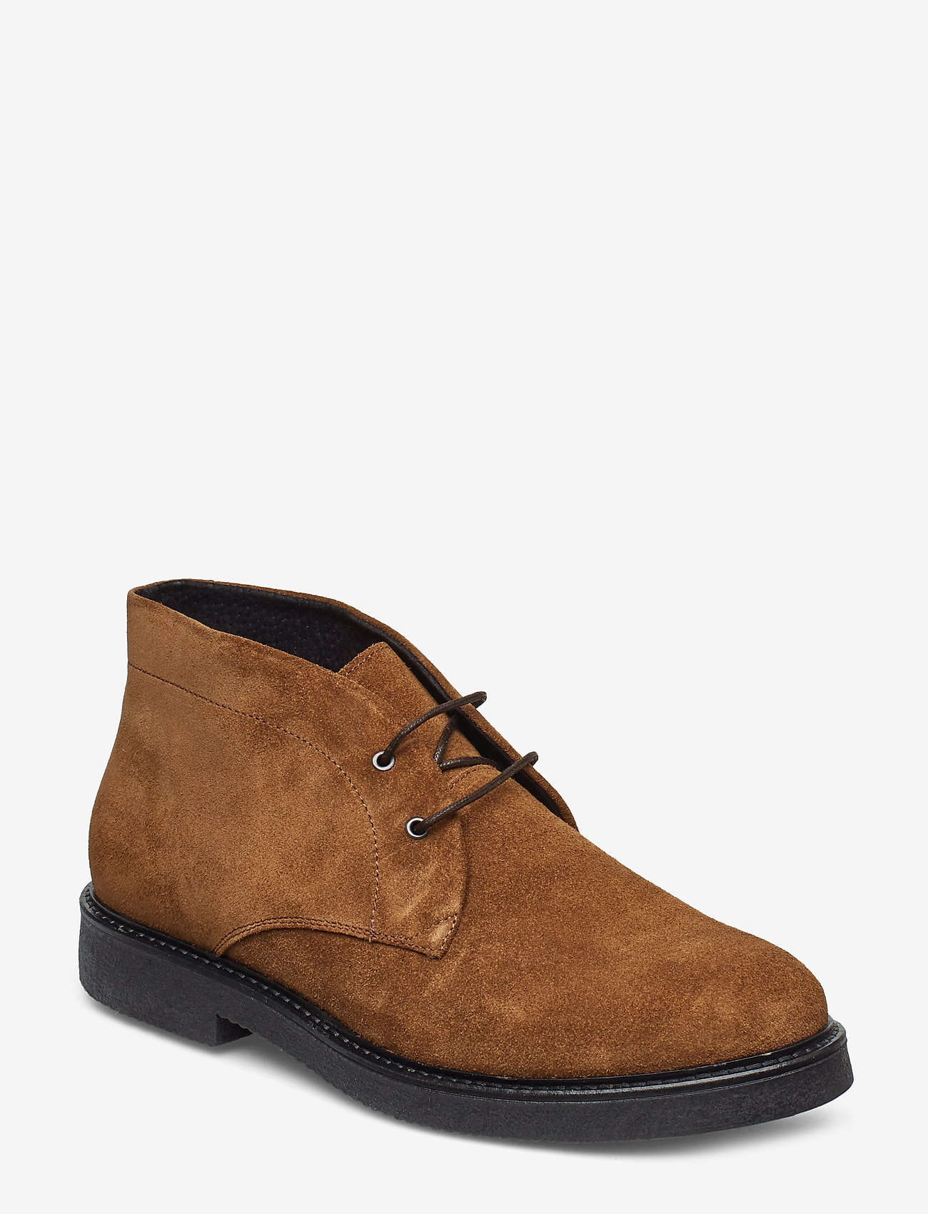 Shoe The Bear - HARDY S - desert boots - tobacco - 0