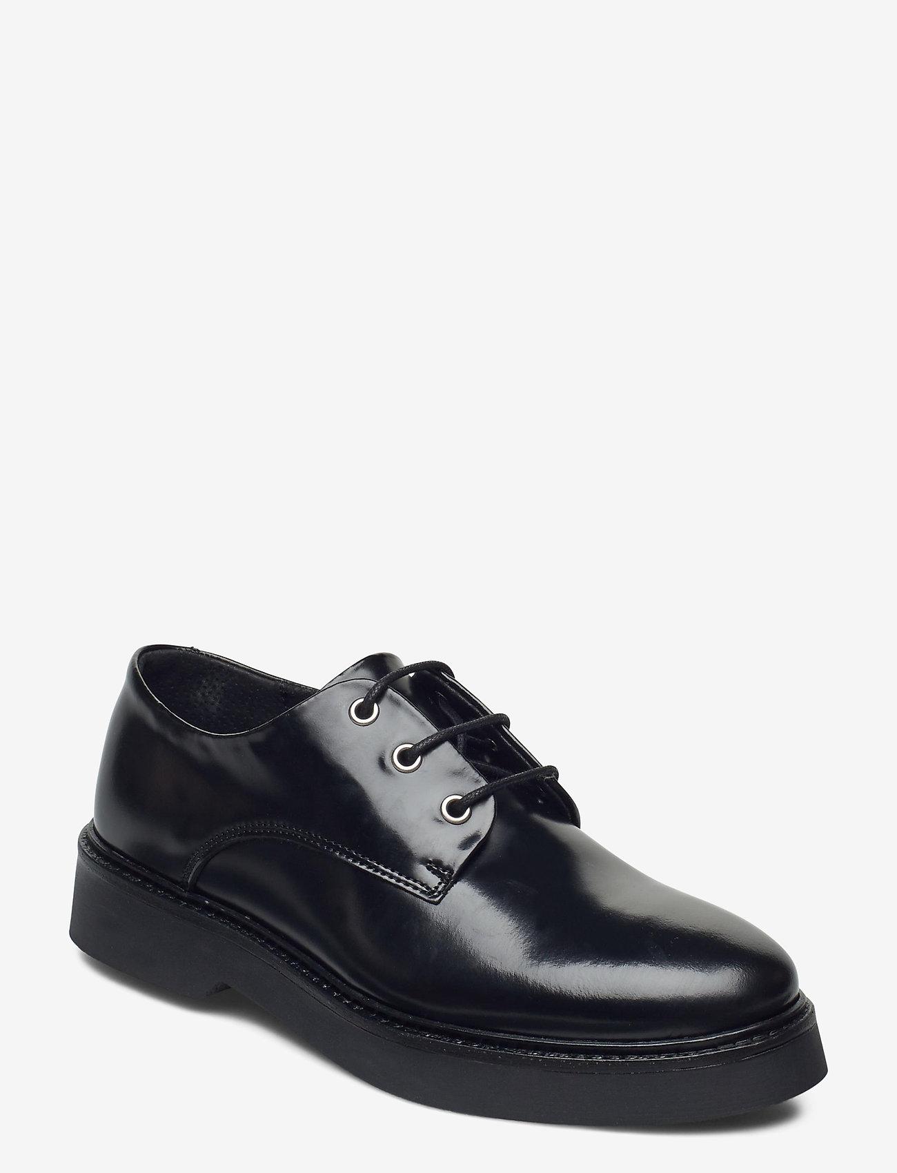 Shoe The Bear - BILLIE L - schnürschuhe - black - 0