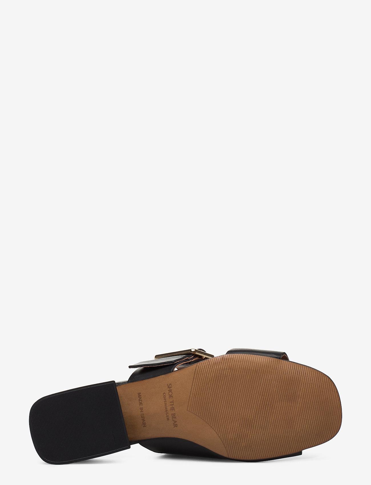 Stb-cala Buckle L (Black) (83.97 €) - Shoe The Bear pA2sg