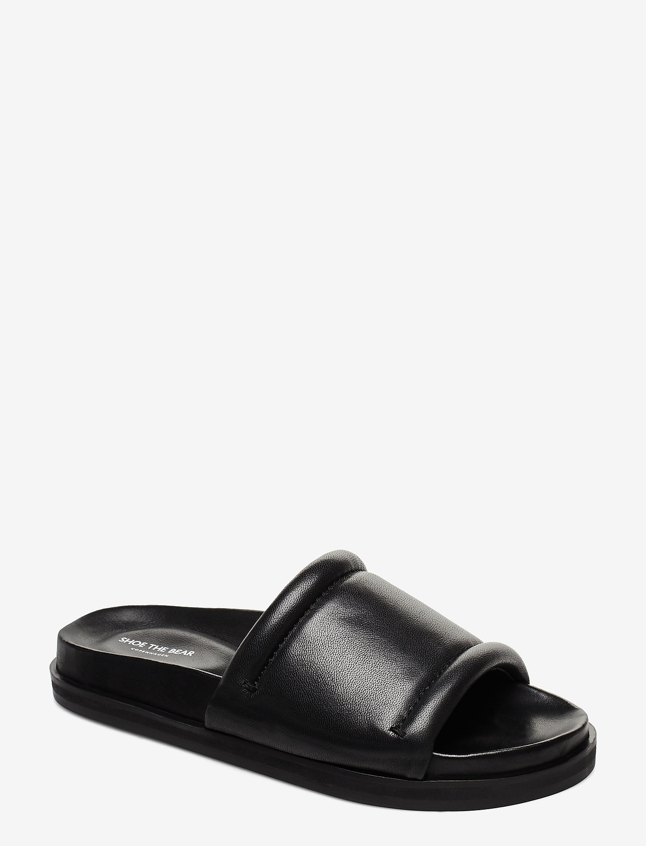 Shoe The Bear - STB-FAMARA SLIDE L - pool sliders - black - 0
