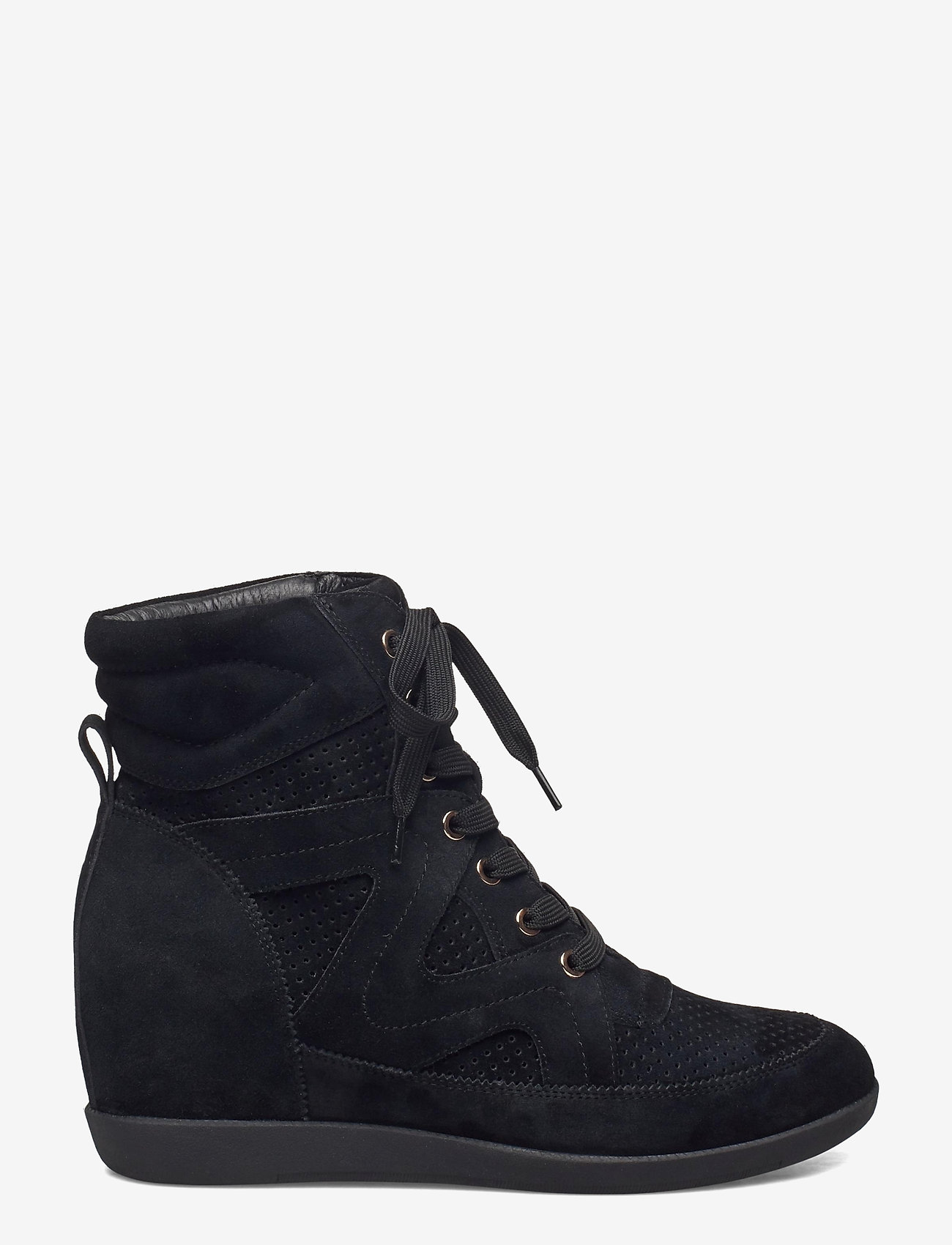 Shoe The Bear - STB-EMMY LACE S - höga sneakers - black - 1