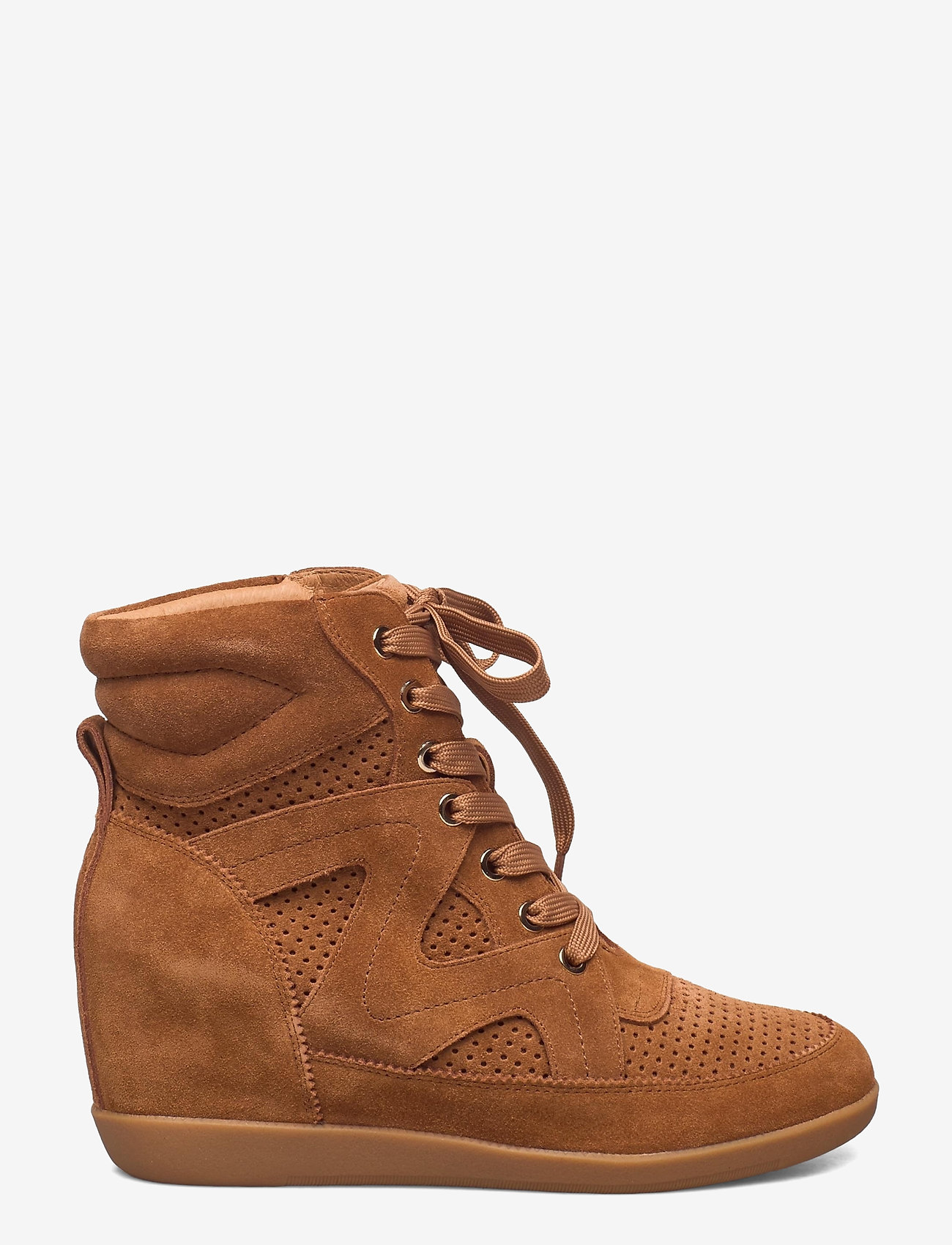 Shoe The Bear - STB-EMMY LACE S - höga sneakers - tan - 0