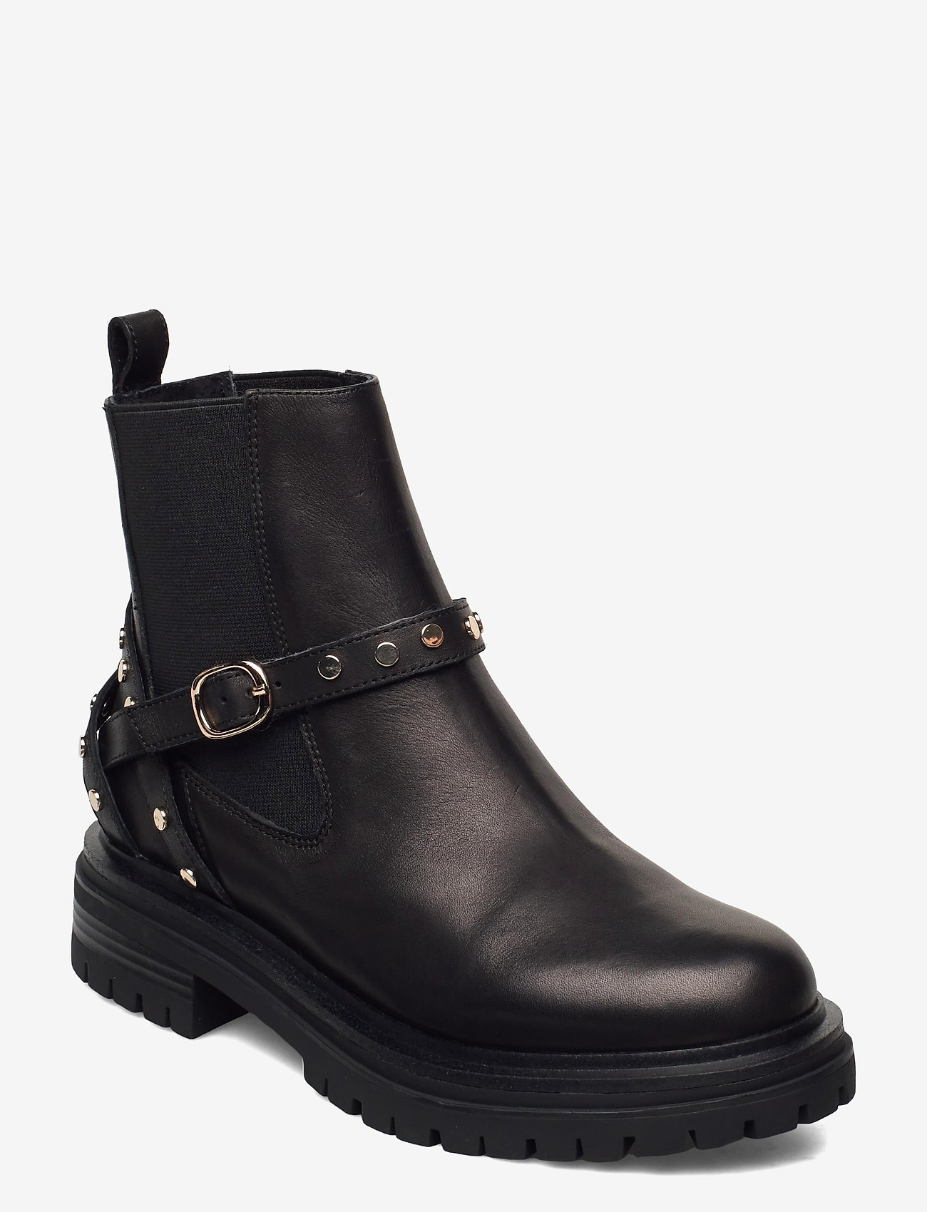 Shoe The Bear - STB-FRANKA CAGE L - chelsea boots - black - 0
