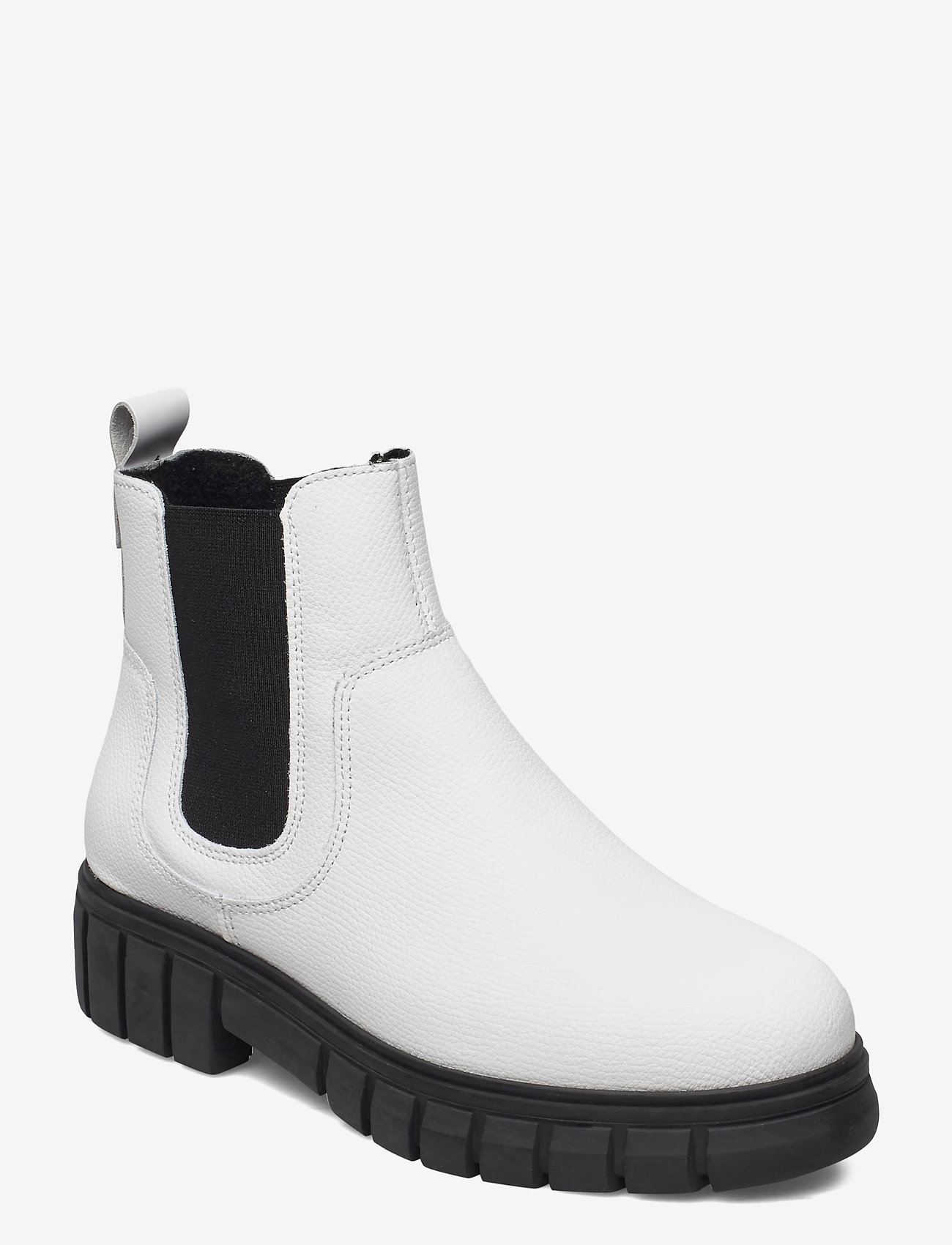 Shoe The Bear - STB-REBEL CHELSEA WARM L - chelsea boots - white - 0