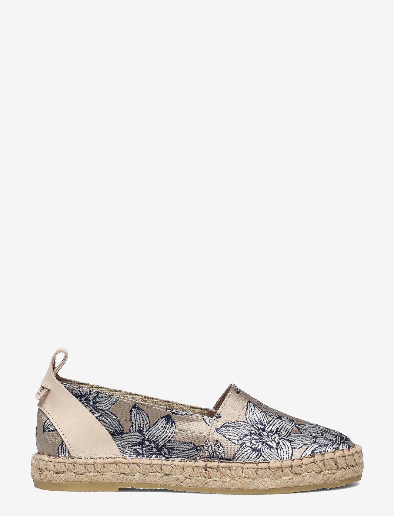 Shoe The Bear - STB-IRIS T - flache espadrilles - blue - 1