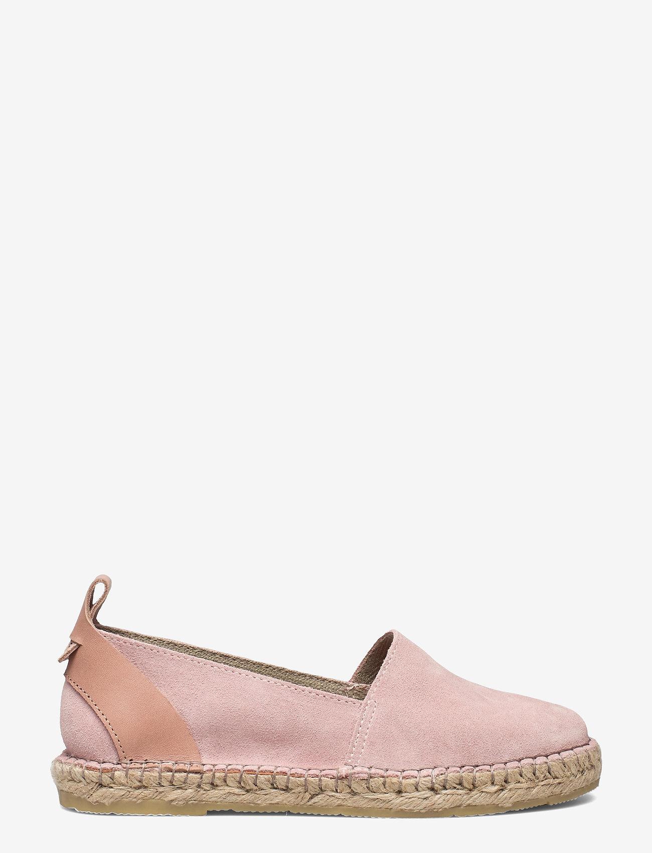 Shoe The Bear - STB-IRIS S - flade espadrillos - pale blush - 0