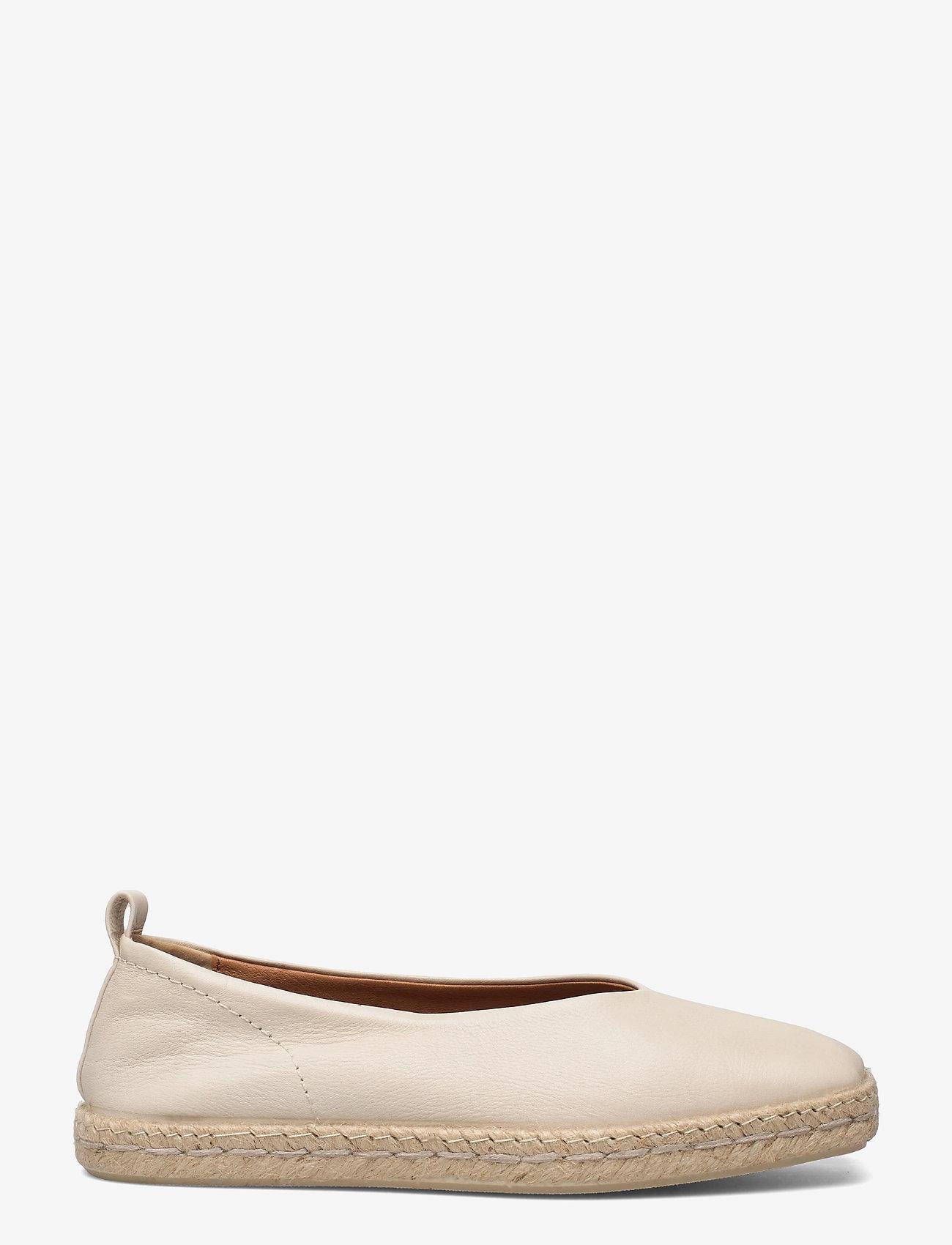 Shoe The Bear - STB-PALM BALLERINA L - platta espadriller - off white - 0